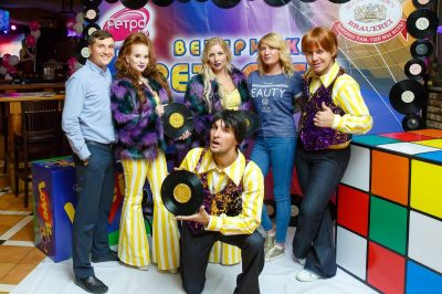 «Вечеринка Ретро FM», 14 сентября 2018 - Ресторан «Максимилианс» Казань - 7