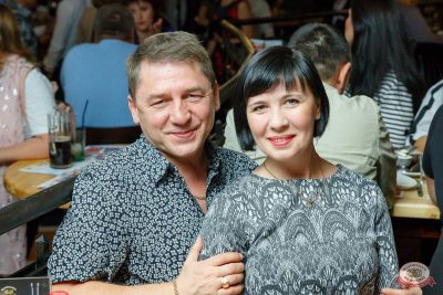 Группа «КАР-МЭН», 11 октября 2018 - Ресторан «Максимилианс» Казань - 33