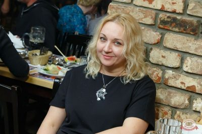 Linda, 25 октября 2018 - Ресторан «Максимилианс» Казань - 37