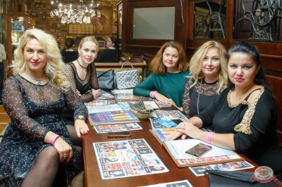 Linda, 25 октября 2018 - Ресторан «Максимилианс» Казань - 41