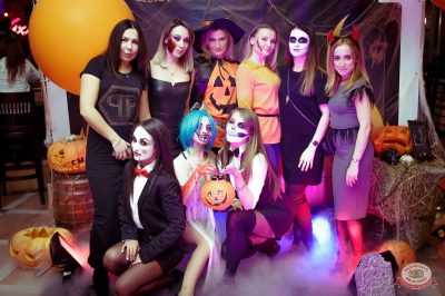 «Хэллоуин»: «Территория страха», 27 октября 2018 - Ресторан «Максимилианс» Казань - 10
