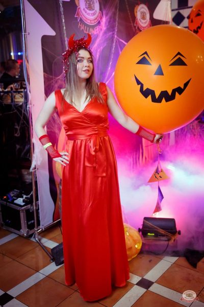 «Хэллоуин»: «Территория страха», 27 октября 2018 - Ресторан «Максимилианс» Казань - 12