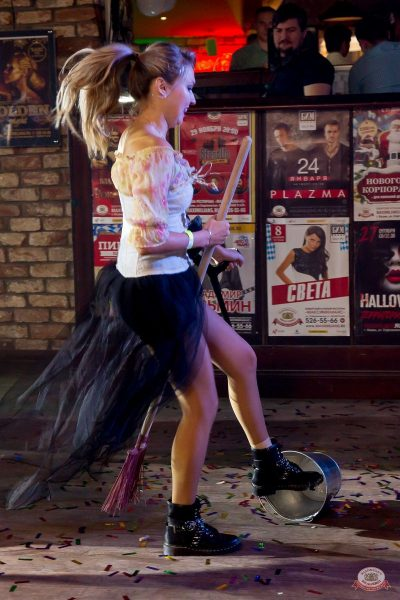 «Хэллоуин»: «Территория страха», 27 октября 2018 - Ресторан «Максимилианс» Казань - 35