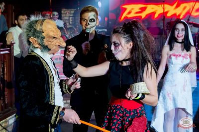 «Хэллоуин»: «Территория страха», 27 октября 2018 - Ресторан «Максимилианс» Казань - 45