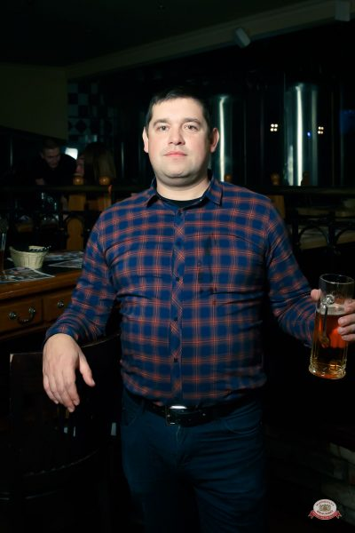 «Дыхание ночи»: Dj Denis Rublev, 16 ноября 2018 - Ресторан «Максимилианс» Казань - 0056