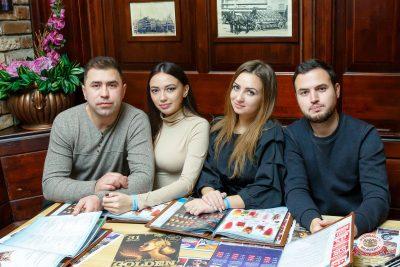 Вечеринка «Холостяки и холостячки», 17 ноября 2018 - Ресторан «Максимилианс» Казань - 0061