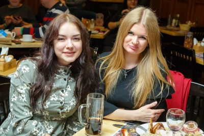 Стендап: Амарян, Усович, Атлас, 29 ноября 2018 - Ресторан «Максимилианс» Казань - 41