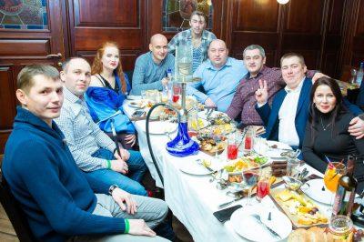 Вечеринка «Ретро FM», 15 февраля 2019 - Ресторан «Максимилианс» Казань - 49