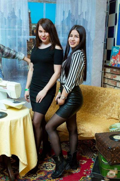 Вечеринка «Ретро FM», 15 февраля 2019 - Ресторан «Максимилианс» Казань - 8