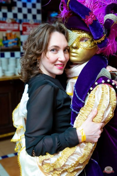 «Дыхание ночи»: «Masquerade party», 26 апреля 2019 - Ресторан «Максимилианс» Казань - 13