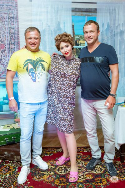 Вечеринка «Ретро FM», 14 июня 2019 - Ресторан «Максимилианс» Казань - 0005