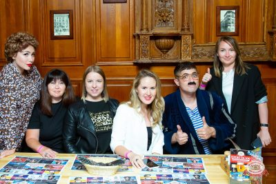 Вечеринка «Ретро FM», 14 июня 2019 - Ресторан «Максимилианс» Казань - 0050