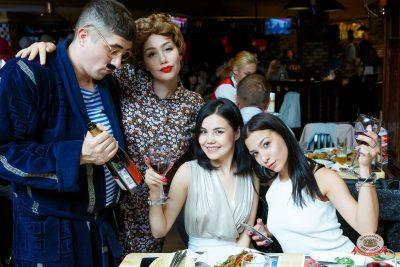 Вечеринка «Ретро FM», 14 июня 2019 - Ресторан «Максимилианс» Казань - 0052