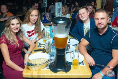 Стендап: Амарян, Щербаков, Атлас, 8 августа 2019 - Ресторан «Максимилианс» Казань - 21
