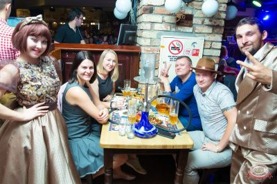 Вечеринка «Ретро FM», 24 августа 2019 - Ресторан «Максимилианс» Казань - 46