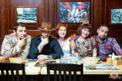 Вечеринка «Ретро FM», 24 августа 2019 - Ресторан «Максимилианс» Казань - 53