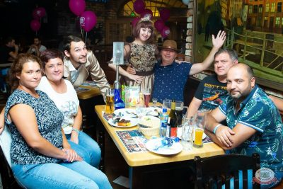 Вечеринка «Ретро FM», 24 августа 2019 - Ресторан «Максимилианс» Казань - 59