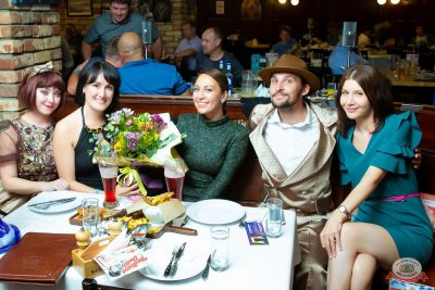 Вечеринка «Ретро FM», 24 августа 2019 - Ресторан «Максимилианс» Казань - 60