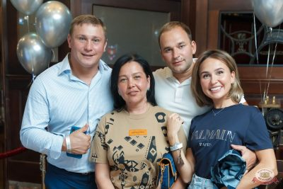 Оксана Почепа (Акула). День рождения «Максимилианс», 18 июня 2021 - Ресторан «Максимилианс» Казань - 56