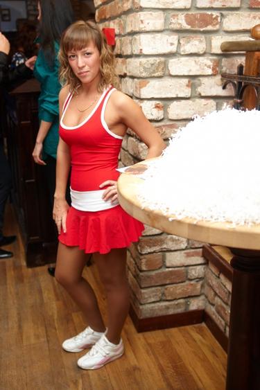 3 года фитнес-центру «X-fit», 31 октября 2010 - Ресторан «Максимилианс» Казань - 02