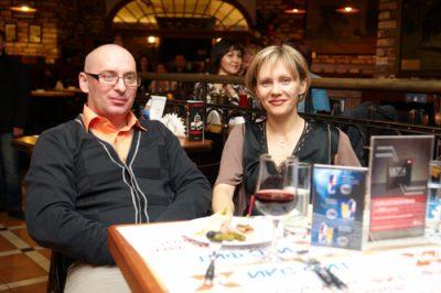 3 года фитнес-центру «X-fit», 31 октября 2010 - Ресторан «Максимилианс» Казань - 03