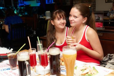 3 года фитнес-центру «X-fit», 31 октября 2010 - Ресторан «Максимилианс» Казань - 06