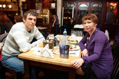 3 года фитнес-центру «X-fit», 31 октября 2010 - Ресторан «Максимилианс» Казань - 10