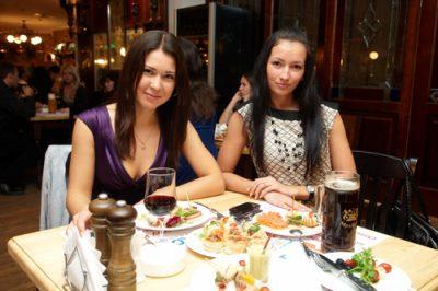 3 года фитнес-центру «X-fit», 31 октября 2010 - Ресторан «Максимилианс» Казань - 11