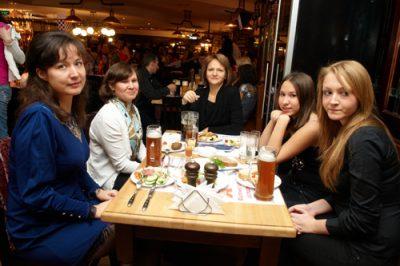 3 года фитнес-центру «X-fit», 31 октября 2010 - Ресторан «Максимилианс» Казань - 12
