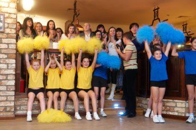 3 года фитнес-центру «X-fit», 31 октября 2010 - Ресторан «Максимилианс» Казань - 18