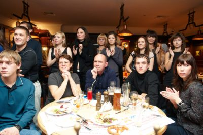 3 года фитнес-центру «X-fit», 31 октября 2010 - Ресторан «Максимилианс» Казань - 20