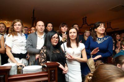 3 года фитнес-центру «X-fit», 31 октября 2010 - Ресторан «Максимилианс» Казань - 21