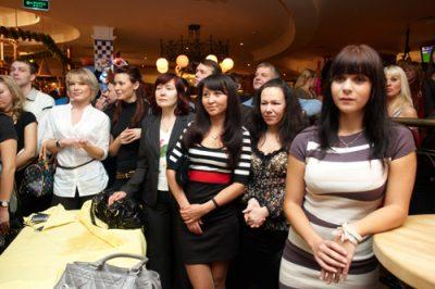 3 года фитнес-центру «X-fit», 31 октября 2010 - Ресторан «Максимилианс» Казань - 22