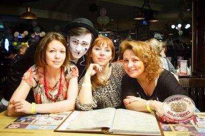 Репетиция Международного Женского дня, 7 марта 2014 - Ресторан «Максимилианс» Казань - 04