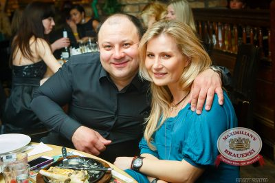 Репетиция Международного Женского дня, 7 марта 2014 - Ресторан «Максимилианс» Казань - 10