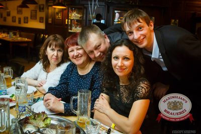 Репетиция Международного Женского дня, 7 марта 2014 - Ресторан «Максимилианс» Казань - 11