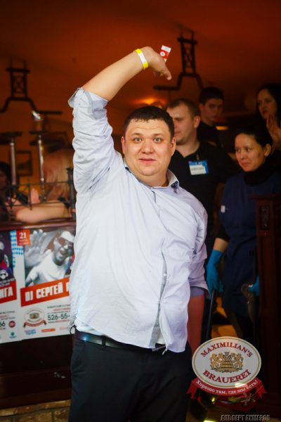 Репетиция Международного Женского дня, 7 марта 2014 - Ресторан «Максимилианс» Казань - 19