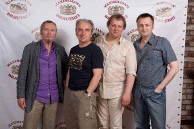 Афтерпати фестиваля «Сотворение мира», 25 июня 2011 - Ресторан «Максимилианс» Казань - 03