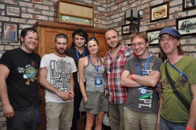 Афтерпати фестиваля «Сотворение мира», 25 июня 2011 - Ресторан «Максимилианс» Казань - 05
