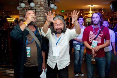 Афтерпати фестиваля «Сотворение мира», 25 июня 2011 - Ресторан «Максимилианс» Казань - 17