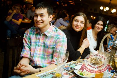 Александр Незлобин, 22 марта 2014 - Ресторан «Максимилианс» Казань - 09