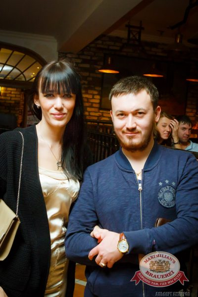 Александр Незлобин, 22 марта 2014 - Ресторан «Максимилианс» Казань - 15