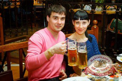 Александр Незлобин, 22 марта 2014 - Ресторан «Максимилианс» Казань - 20