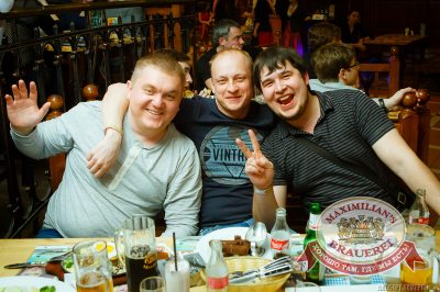 Александр Незлобин, 22 марта 2014 - Ресторан «Максимилианс» Казань - 25
