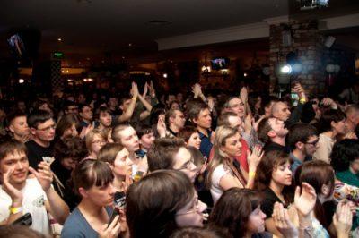 «АукцЫон», 15 апреля 2011 - Ресторан «Максимилианс» Казань - 12