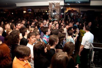«АукцЫон», 15 апреля 2011 - Ресторан «Максимилианс» Казань - 14