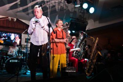 «АукцЫон», 15 апреля 2011 - Ресторан «Максимилианс» Казань - 18