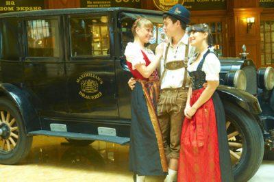 Баварские национальные костюмы - Ресторан «Максимилианс» Казань - 0797