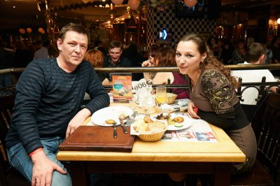 БИ-2, 24 ноября 2012 - Ресторан «Максимилианс» Казань - 30