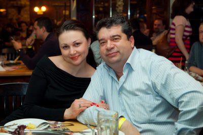 Чи-Ли, 25 февраля 2012 - Ресторан «Максимилианс» Казань - 19